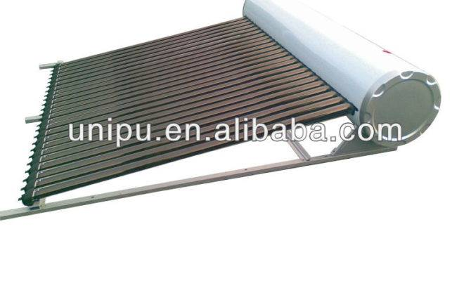 Copper Pipe Solar Water Heater Tube Collector Heat Buy