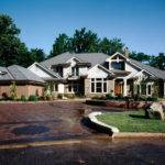 Corbin Luxury Home Plan Fair Roof Line Designs Design Ideas