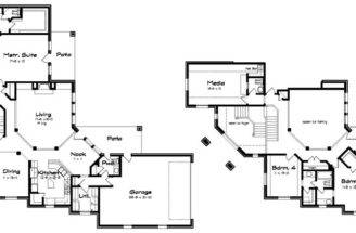 Corner Lot House Plans Home Design