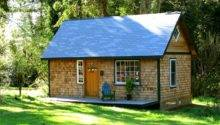 Cottage Built Abackyard Studio Office