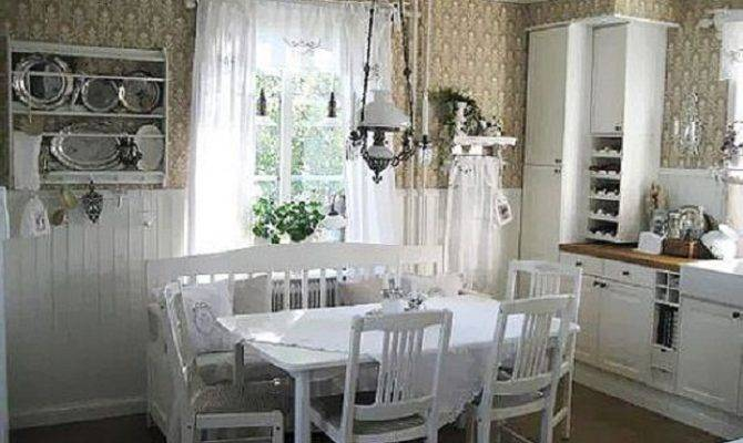 Cottage Decorating Your House Country Kitchen