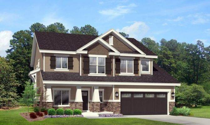 Country Craftsman Southern Traditional House Plan