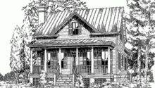 Country House Plan Coosaw River Cottage Southern Living