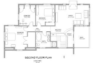 Country House Plan Plans
