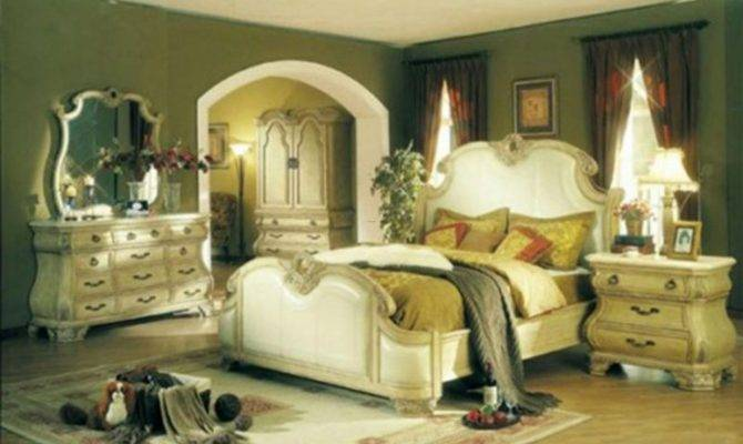 Country Master Bedroom Ideas French