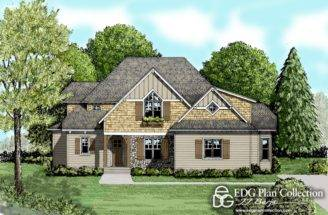 Craftsman Bungalow House Plans Beautiful Scenery Photography