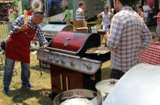 Craftsman Grill Event