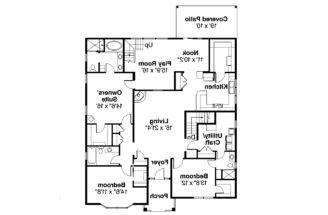 Craftsman House Plans Springvale Associated Designs