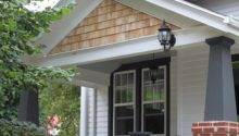 Craftsman Style Porches Pillars