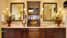 Craftsman Style Vanity Dual Sinks Gorgeous