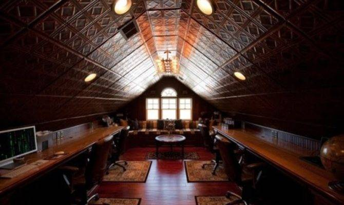 Crazy Steampunk Home Office Designs Digsdigs