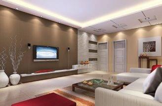 Creative Ideas Living Room Interior Design Wooden Coffee Table