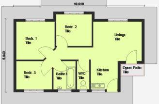 Creative Simple House Designs Small Home Floor Plans