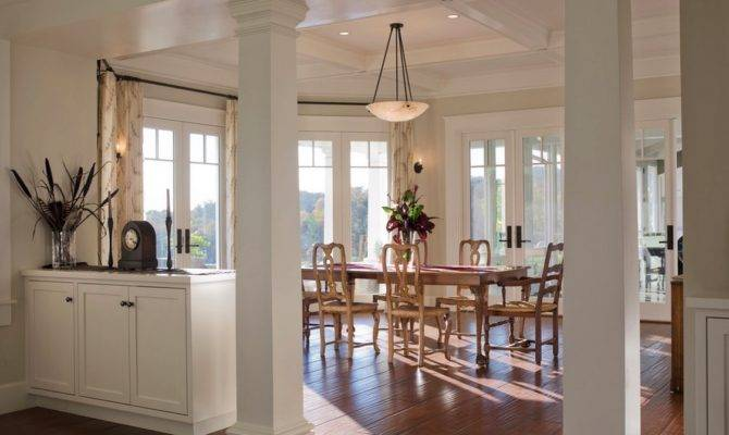 Creative Ways Columns Design Features Your Home