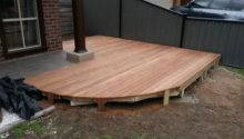 Curved Decks