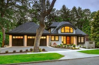 Custom Designed West Coast Contemporary Home