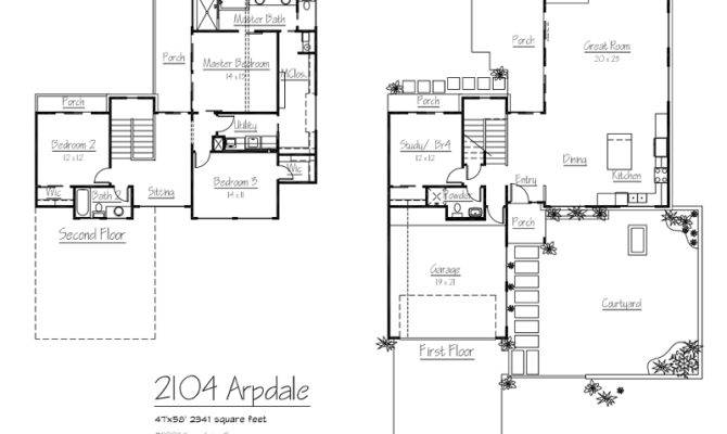 Custom Floor Plans Agave Homes Austin New