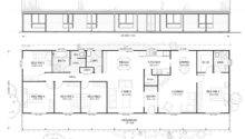 Daintree Met Kit Homes Bedroom Steel Frame Home Floor Plan