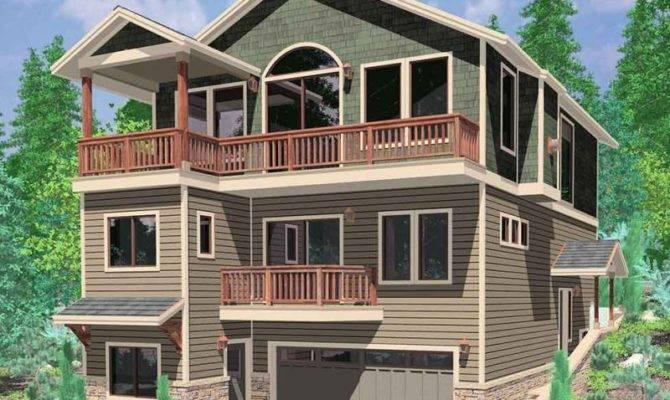 Daylight Basement Home Plans Danutabois