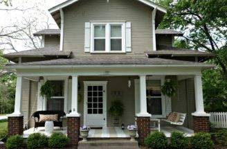 Decorated Your Porch Yet Spring Summer Have Great Weekend