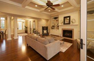Decorating Kitchen Living Room Interior