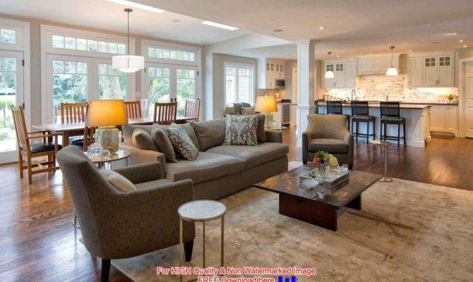 Decorating Open Floor Plan Ideas Acadian House Plans