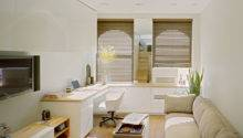 Decorating Small Narrow Apartment Industry Standard Design
