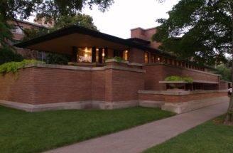 Design Lines Ltd Robie House Frank Lloyd Wright Hyde Park Chicago