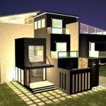 Design Simple Beautiful Home Best Film Plans Banglows