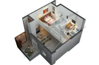 Design Your Dream Home Architectural Floor Plan