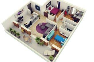 Designs Here Bedroom House