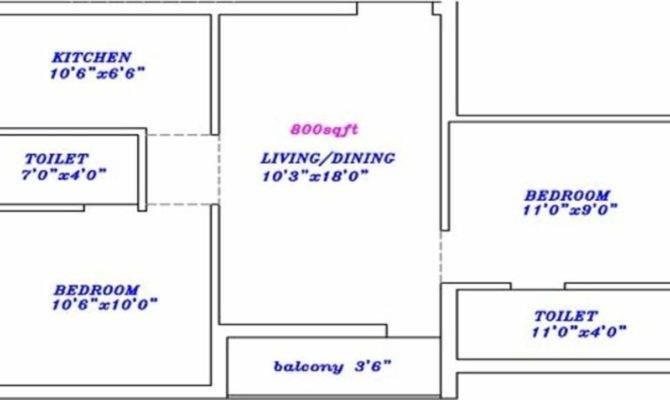 Divine Home Prasanthi Nagar Floor Plan Bhk