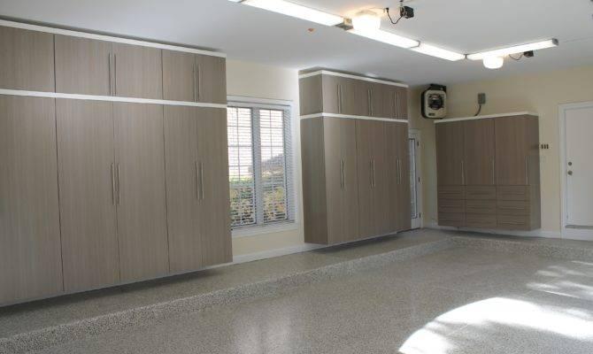 Diy Garage Cabinets Storage Plans Amazing Modern