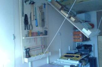Diy Garage Ceiling Storage Ideas