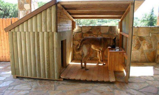 Dog House Plans Diy Cozy Home