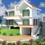 Double Storey Home Designs Kerala Design