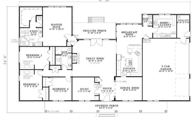 Dream Home Floor Plans Plan