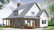 Drummond House Plans Farmhouse Plan