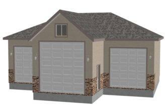 Duane Diderickson Detached Garage Sds Plans