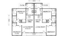 Duplex Home Plans Find House