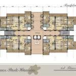 Duplex House Plans Blueprints Floor Building