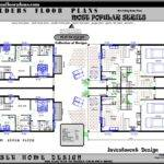 Duplex Style House Floor Plans Home Plan Design