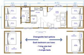 Ecabinplans Cabin Plans Bedroom Duplex