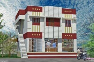 Eco Friendly Houses Home Ground Floor Shops Feet