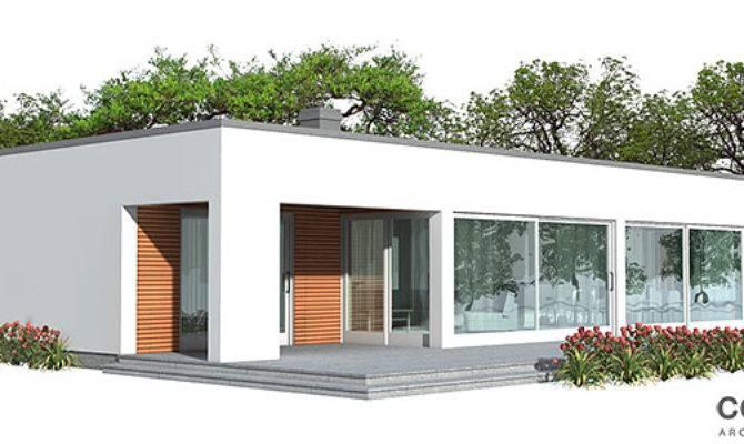 Economical House Plan Contemporary