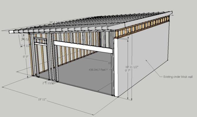 Ellipse Rhombus Garage