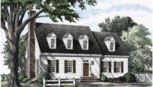 Eplans Cape Cod House Plan Colonial Cottage Square Feet