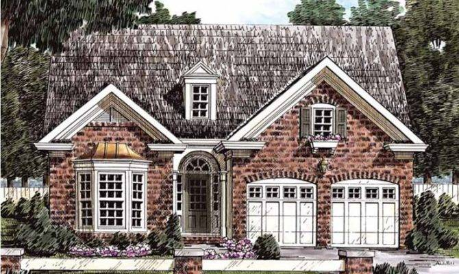 Eplans Cottage House Plan Stunning Interior Layout Square