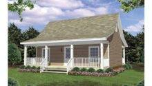 Eplans Cottage House Plan Vacation Weekend Get Away