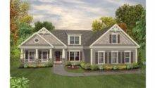 Eplans Country House Plan Craftsman Ranch All Luxuries